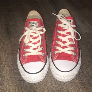 Converse Shoes - Low Top Converse All Star